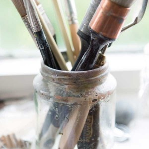 19 brushes